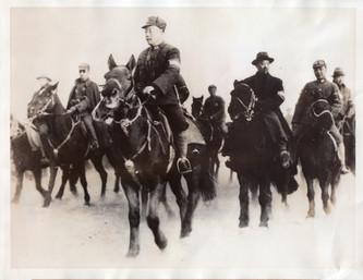 1936 China Gle Sung Cheh Yuan - Army Man