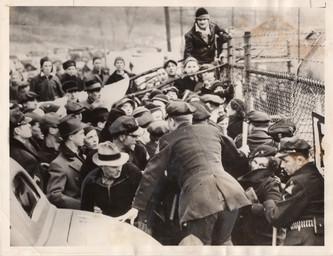 1936 Depression Era Textile Labor Strike