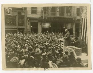 1923 NY President Roosevelt Memorial Shr