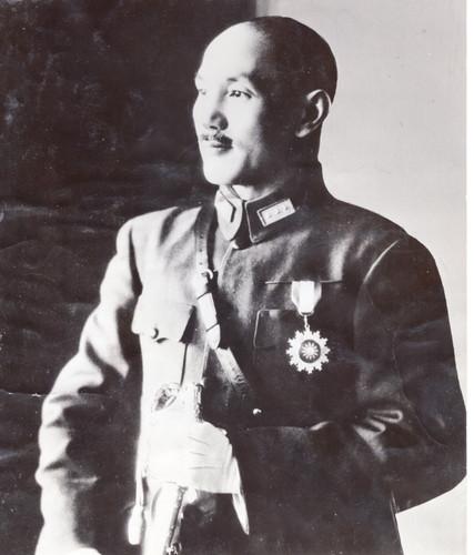 1930's Chiang Kai-shek, Chinese Generali
