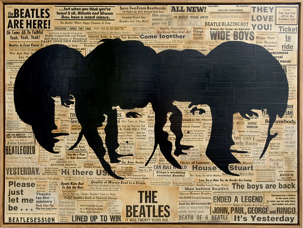 John Lennon; Beatles; Pop Art; icone; musique; artwork; Lennon; Yoko Hono; the Fab; Liverpool; London; Portrait; Rock; Lennon; Let it be; Imagine
