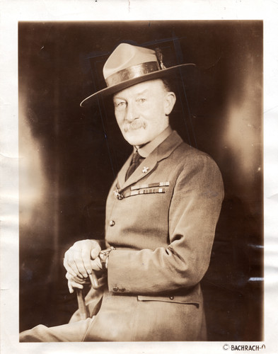 1930 General Robert Baden Powell Founder