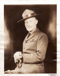 1930 General Robert Baden Powell Founder