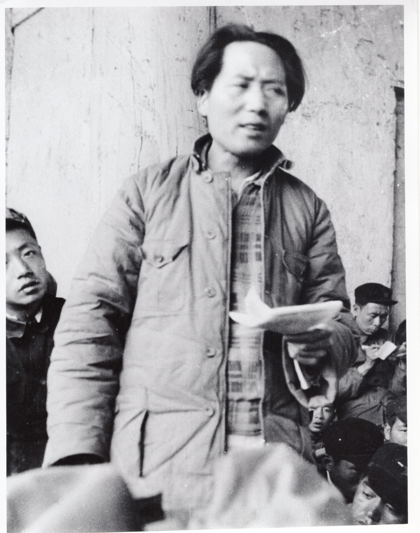 1937 Mao Tse-Tung, Poetic Revolutionary
