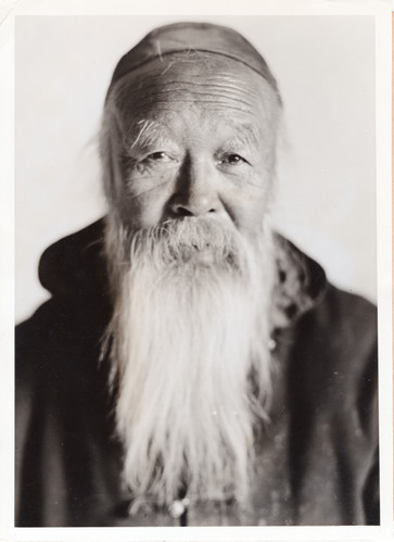 1941 Faces from China Chinese Philosophe
