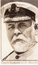 1912 Captain Edward J. Smith, Fateful Ca