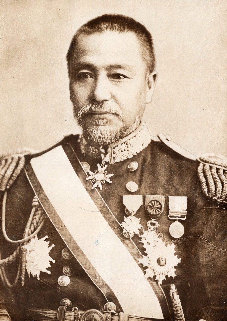 1910 Admiral Togo Greatest Warrior in Ja