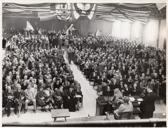1936 EPIC Political Convention Assembly