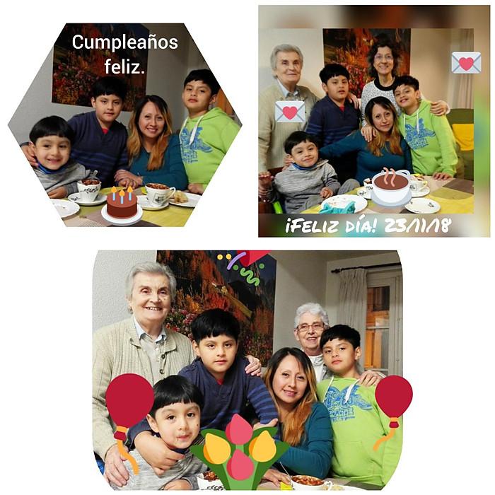 Cumpleaños Diana