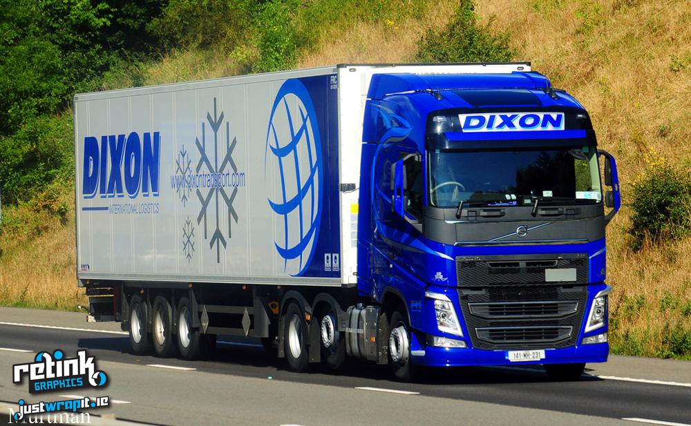 Dixon International 3