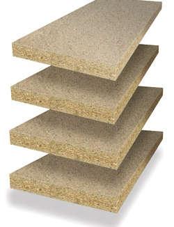 ДСП (древесно-стружечная плита).