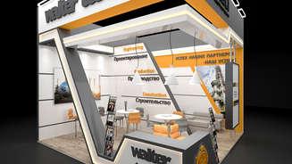 Exhibition stand design Walter Tosto