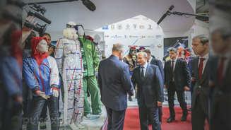 Владимир Владимирович Путин, г.Рязань.