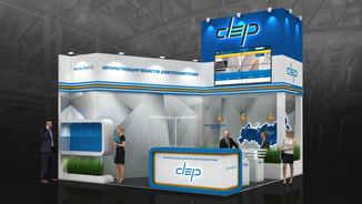 Exhibition Stand Design DEP