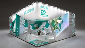 Farm exhibition stand design