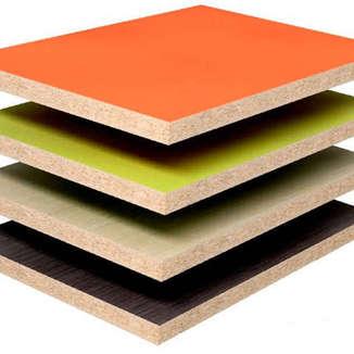 ЛДСП (ламинированная древесно-стружечная плита).
