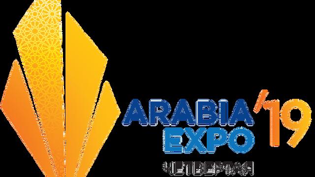 Застройка выставки Арабия Экспо 2019г.