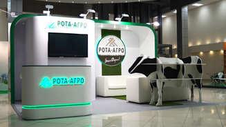 Выставочный стенд Рота-Агро.