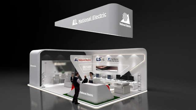 На выставку Электрические сети