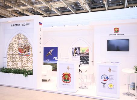 Итоги работы по Генеральной застройке выставки Арабия Экспо 2019г.