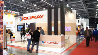 Выставочный стенд Guray.