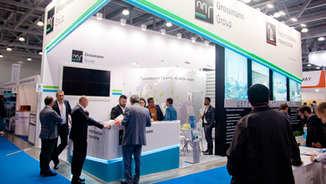 Выставочный стенд для компании Grossmann Group.