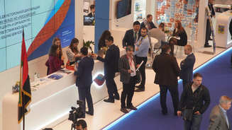 Выставочный стенд АО Российский экспортный центр
