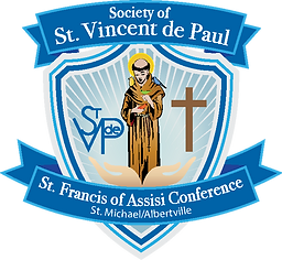 St. Francis of Assisi Conference Logo.pn