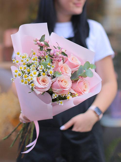 Mixed Pastel Bouquet