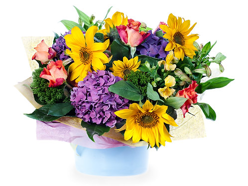 Mixed Bright Bouquet