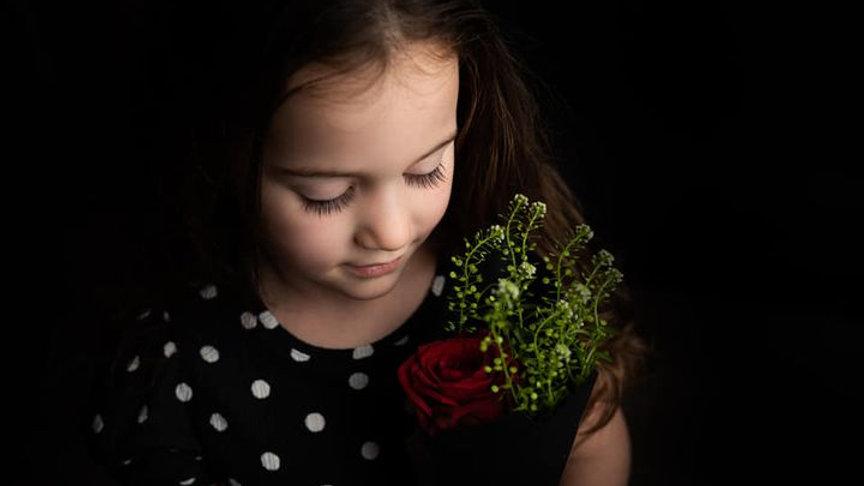 Luxury Single Red Rose
