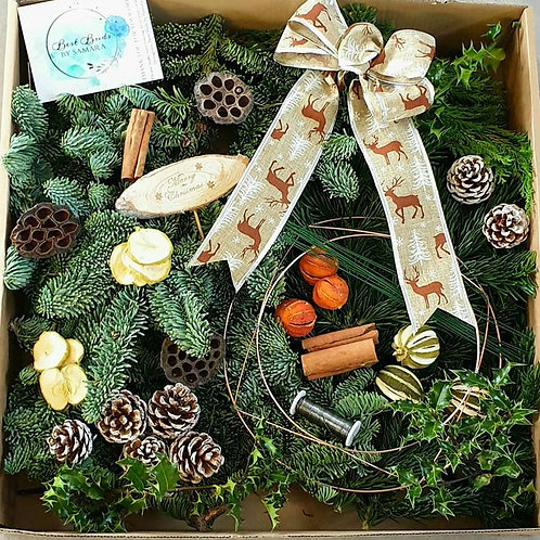 DIY wreath box - Collection only