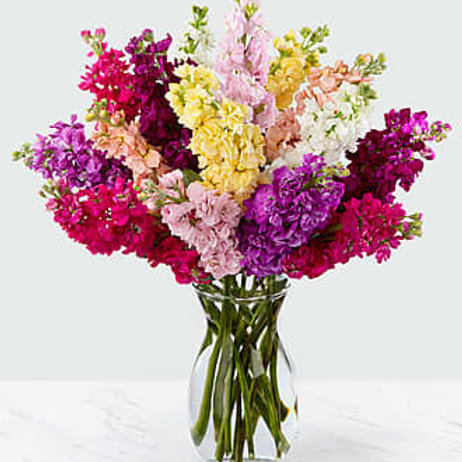 Mixed Stock bouquets