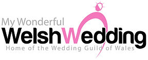 Main LOGO of the Wedding Guild of Wales