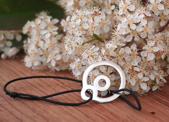 BeYou Energetic Bracelet  Silver - S