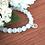 Thumbnail: Bracelet BeYou XS Argent & Perles