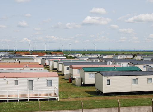 Government Guidance on Holiday Caravan Parks