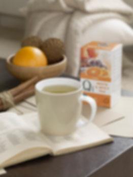 Qi White & Spicy Tea