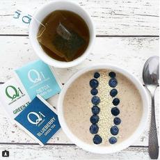 Qi instagram fans