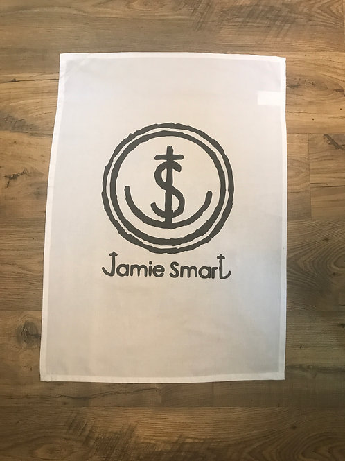 Jamie Smart Tea Towel