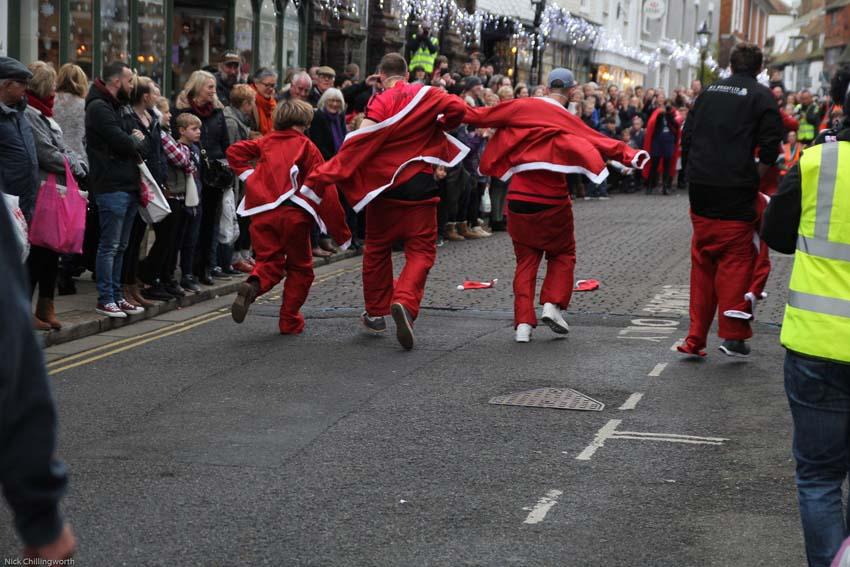 Rye Christmas Festival 2016