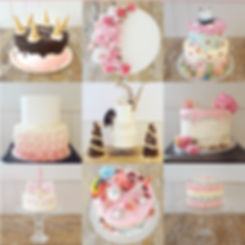 Gallery of Bespoke cakes