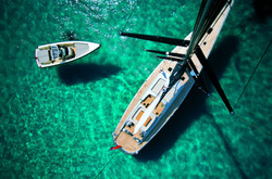 WALLY BLUE WATER SAILING CHARTERS