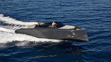 NEW FOR CHARTER AND SALE VANQUISH 43 IBIZA