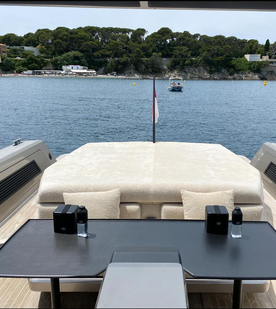 WALLY 45 TENDER FOR SALE