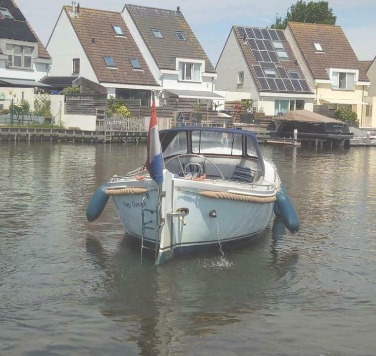 Jan van Gent 8.20 custom built