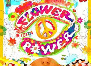 FLOWER POWER......IBIZA REGATTA 2015
