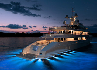 9 DAYS IN THE BALEARICS ON A SUPERYACHT