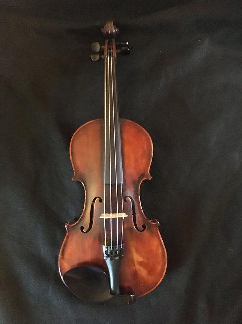 German Violin labelled Carlo Bergonzi