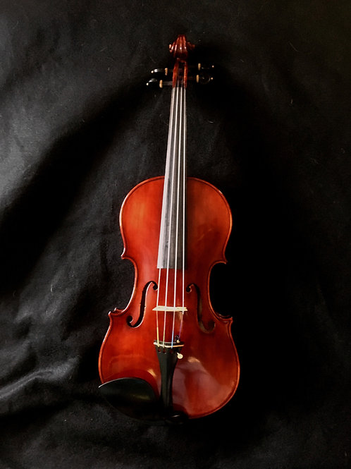 1925 Gustav Fedor Heberlien Jr. German Violin